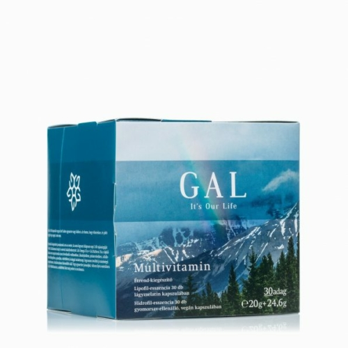 GAL Multivitamin, 30 adag