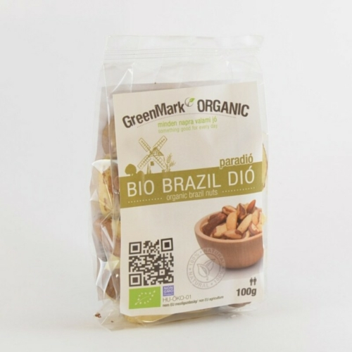 Bio brazil dió (paradió), 100 g