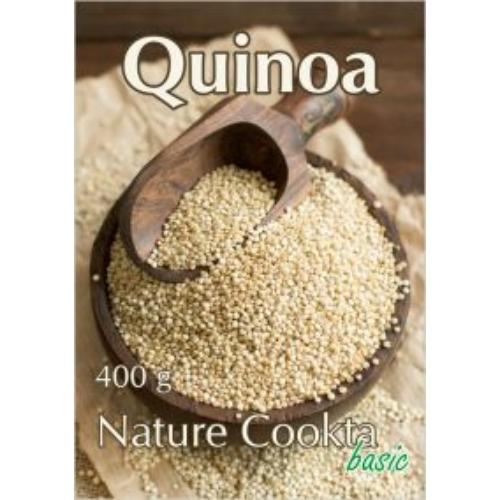 Nature Cookta Basic Quinoa, 400 g