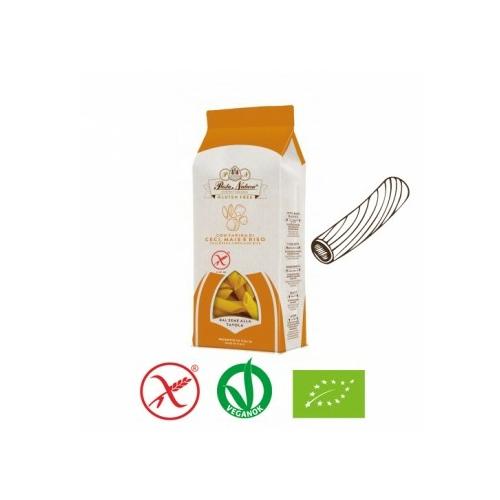 Bio Pasta Natura Csicseriborsó tészta, maccheroni, 250 g