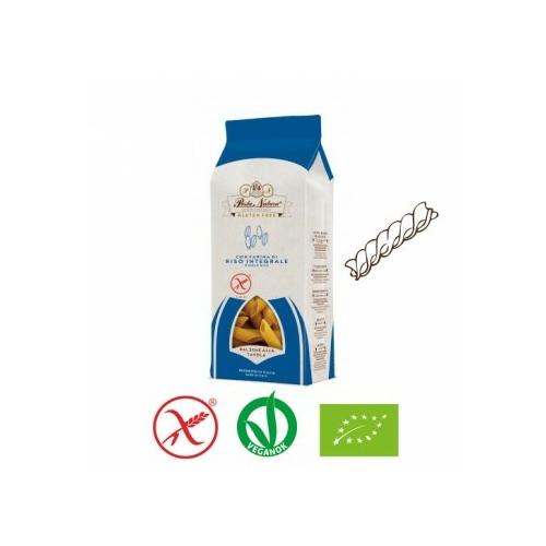 Bio Pasta Natura Barnarizs tészta, fusilli, 250 g