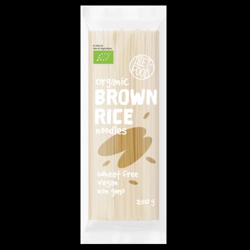 Bio 100% Barna rizstészta