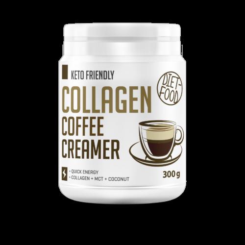 Kollagén+MTC  kávé ízű