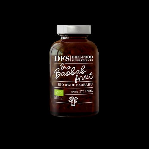 Bio baobab 270 tabletta