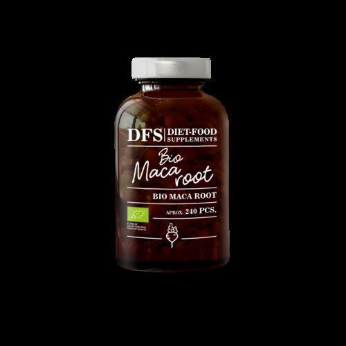 Bio maca - 240 tabletta, extract 4:1