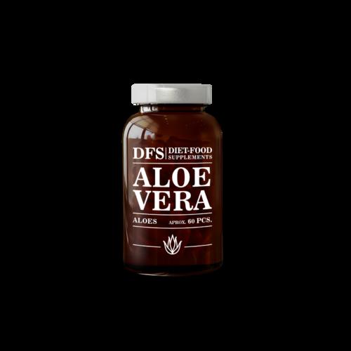 Aloe Vera 500 mg kapszula