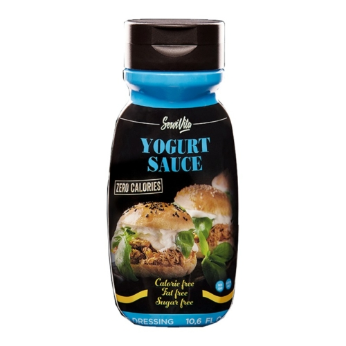 Servivita Zero Joghurt Öntet 320 ml