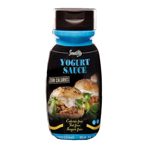 Servivita Zero Joghurt öntet, 320 ml
