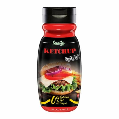 Servivita Zero Ketchup 320 ml